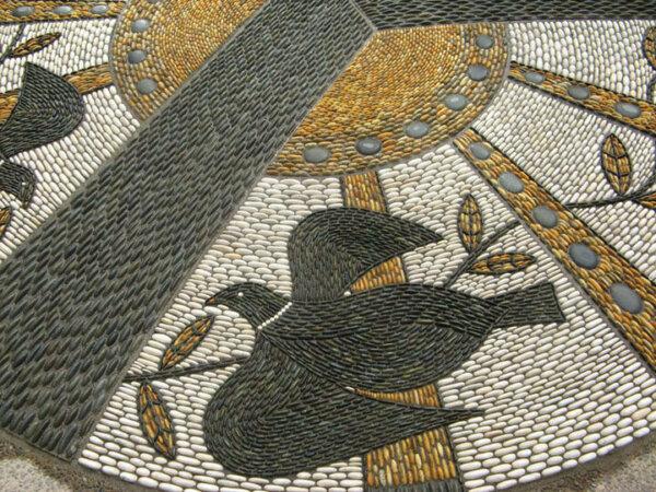 pebble-mosaic-58-tane-mahuta-detail