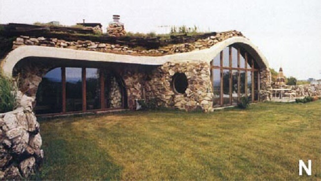 Earth Sheltered Homes • Insteading