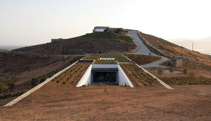 underground home