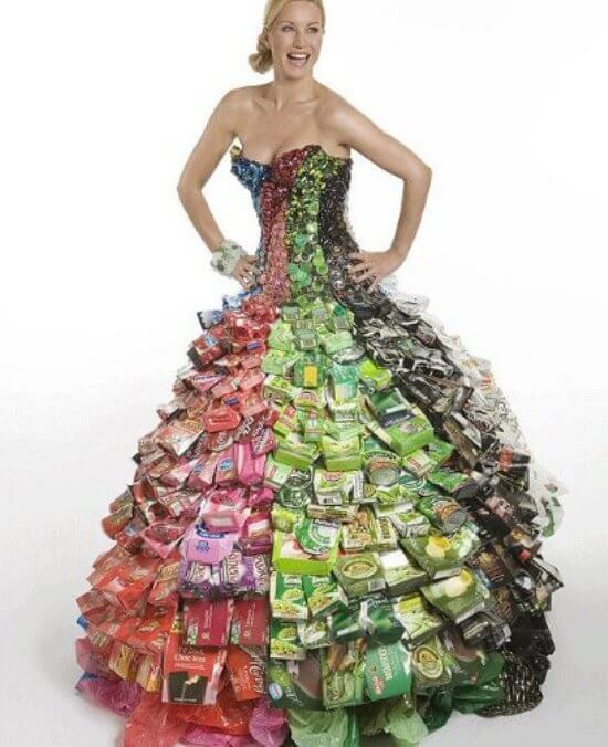 reuse dress
