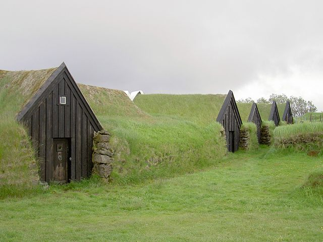Iceland Earth Homes