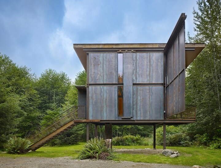 Top Homes on Stilts • Insteading YH24