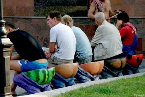 butt bench