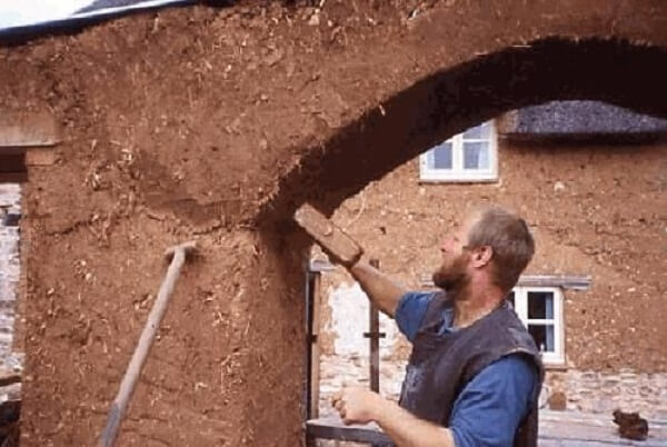 cob construction