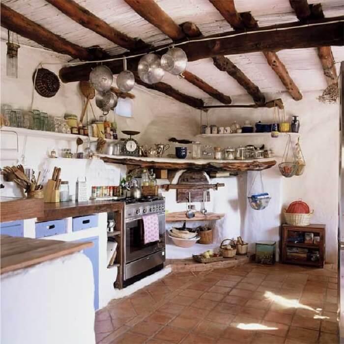 cob kitchen