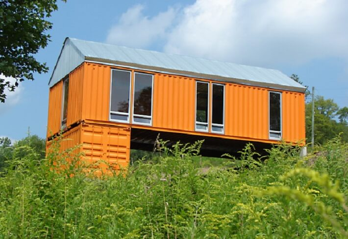Shipping Container Homes Insteading