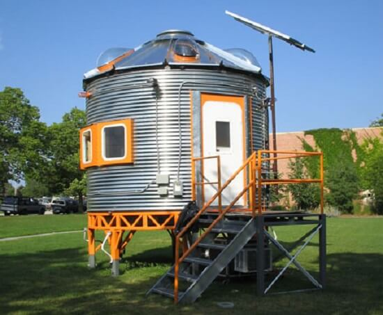 Silo homes insteading for House elevator for sale