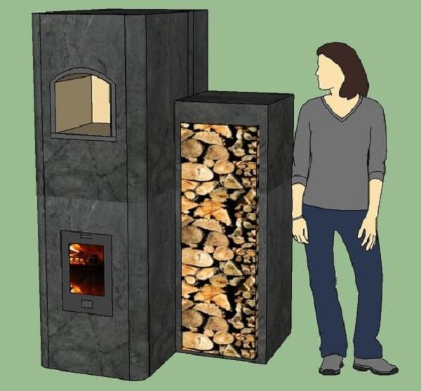 helix dragon stove