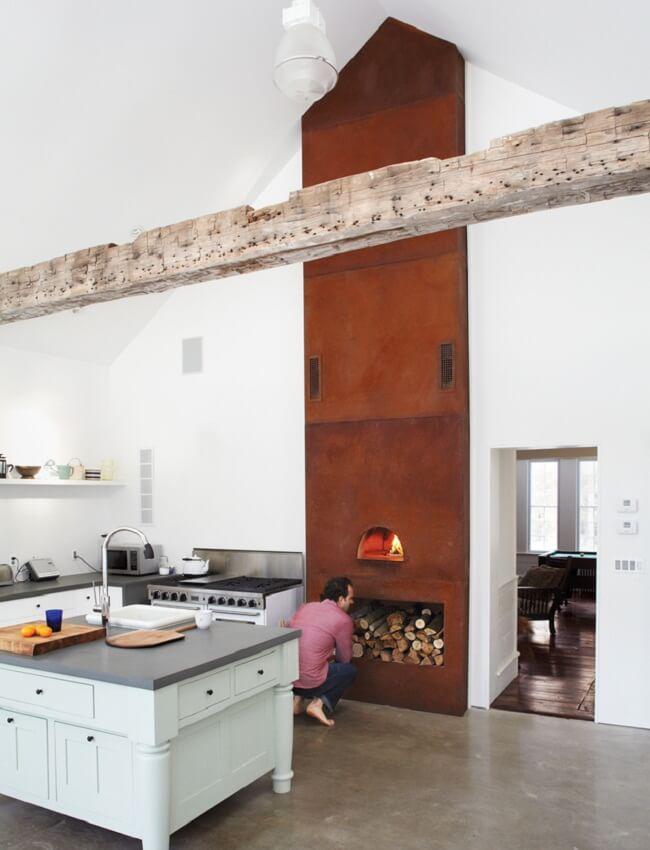 indoor pizza oven