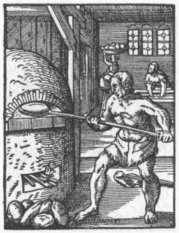 stone bread oven