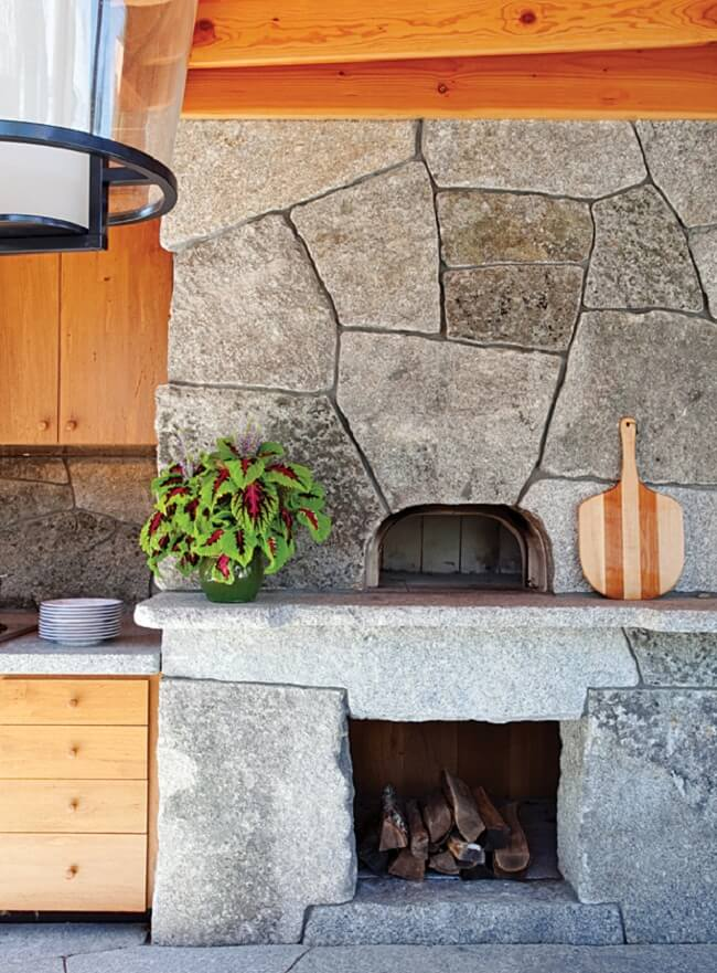 Outdoor stone oven insteading - Outdoor stone ovens ...