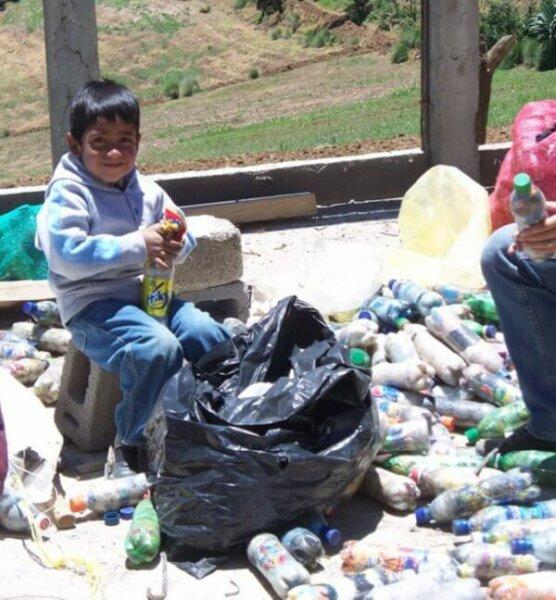 plastic-school-students-building