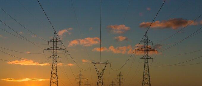 power lines