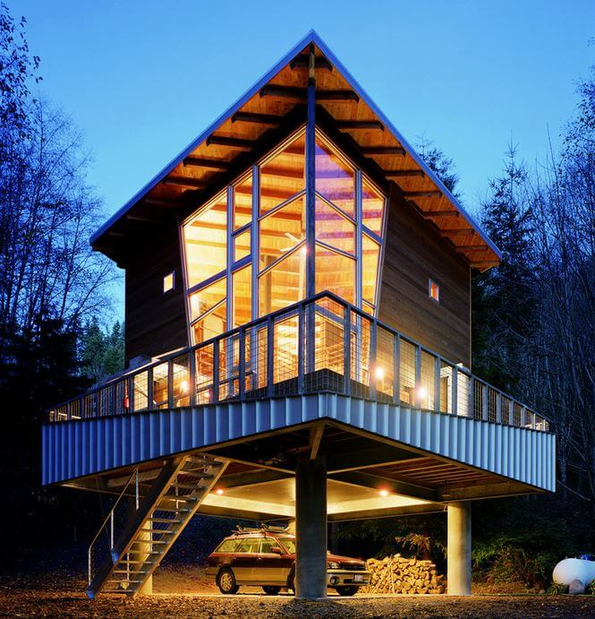 Well known Homes on Stilts • Insteading GG77