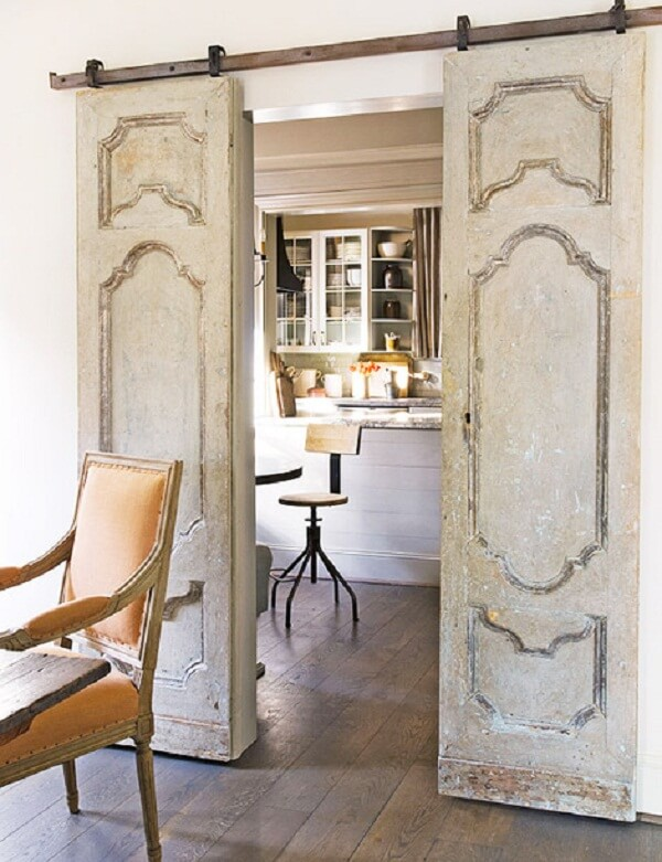 sliding wood doors