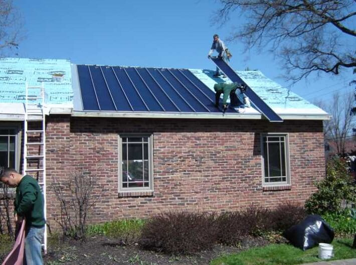 integrated solar