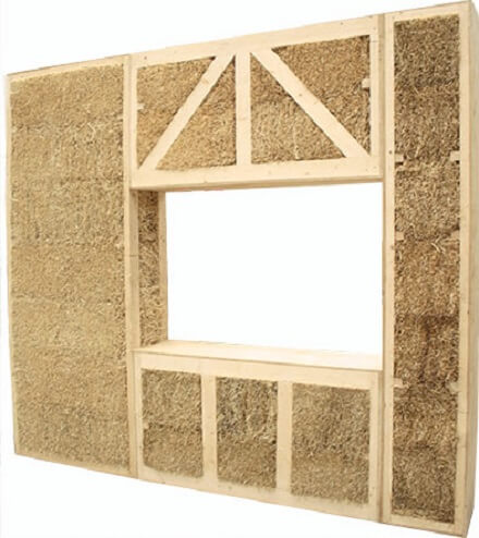 Image result for Straw insulation