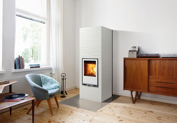 Wood Stove Decathlon • Insteading