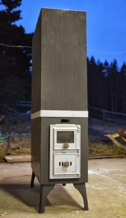 walker wood stove