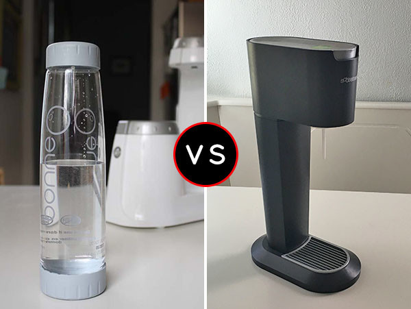 Bonne O vs. SodaStream: The Ultimate Sparkling Water Smackdown
