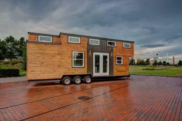 AL Tiny Homes House