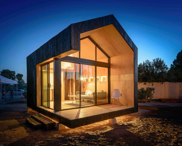 Tiny House Builders • Insteading
