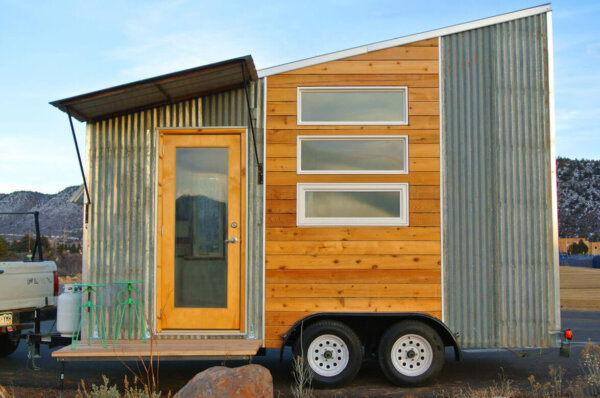 Rocky Mountain Tiny Houses—Boulder Model