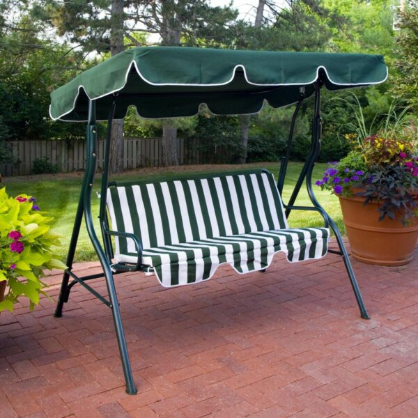 adjustable-tilt-canopy-metal-swing