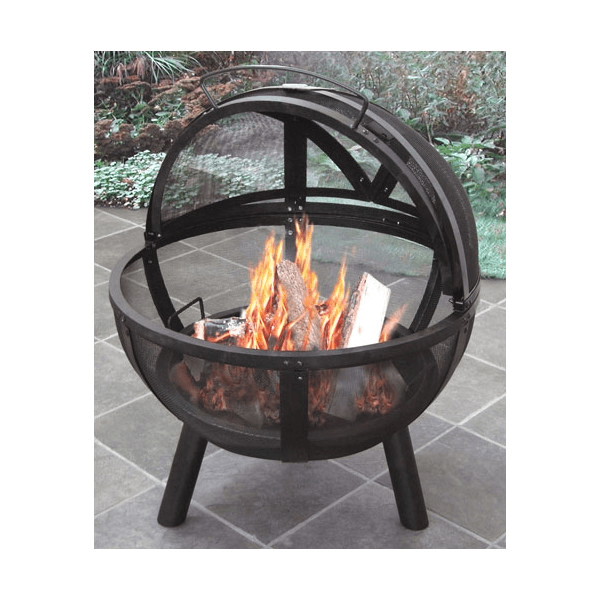 Metal Fire Pits Insteading