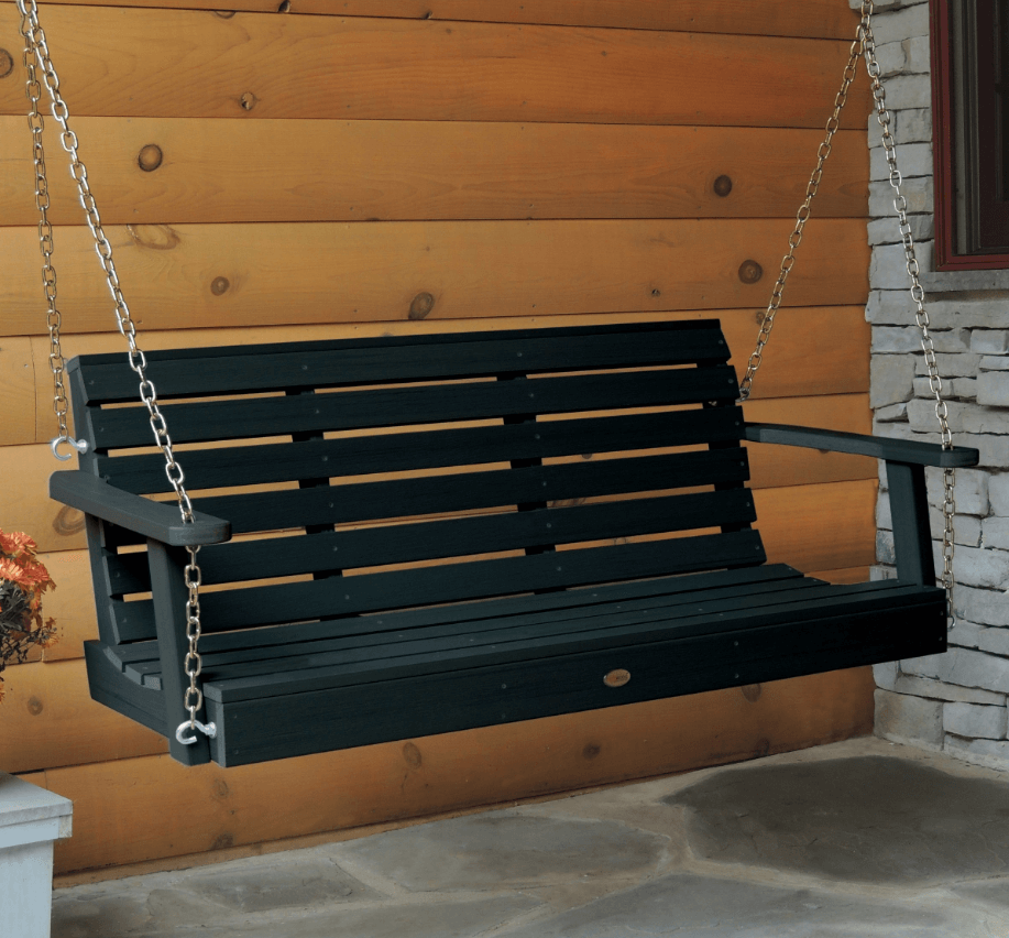 recycled-plastic-porch-swing