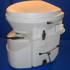 tiny house toilet. A Nature\u0027s Head Self-composting Toilet For Tiny Houses House T