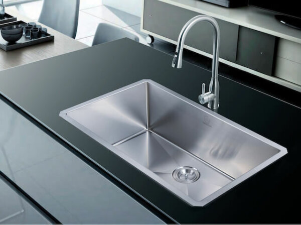 Eco-Friendly Kitchen Sinks • Insteading