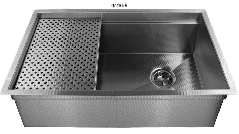 Kitchen Sink Materials/Colors. Stainless Steel Sinks