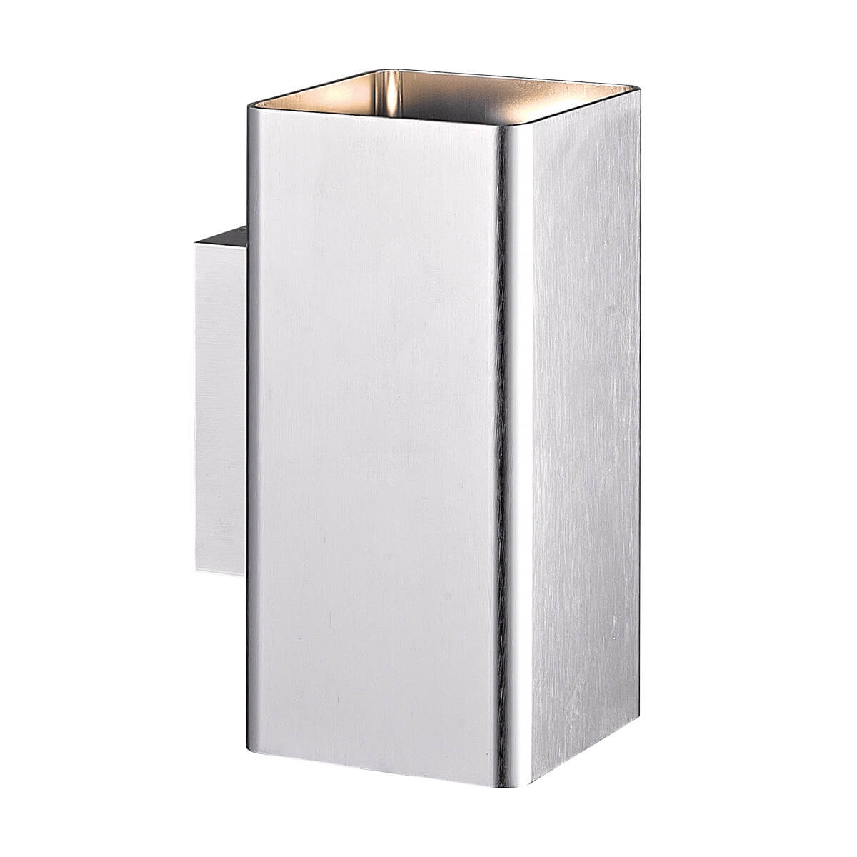 Chrome Outdoor Sconce