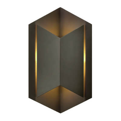 Cool Angles Outdoor Sconce