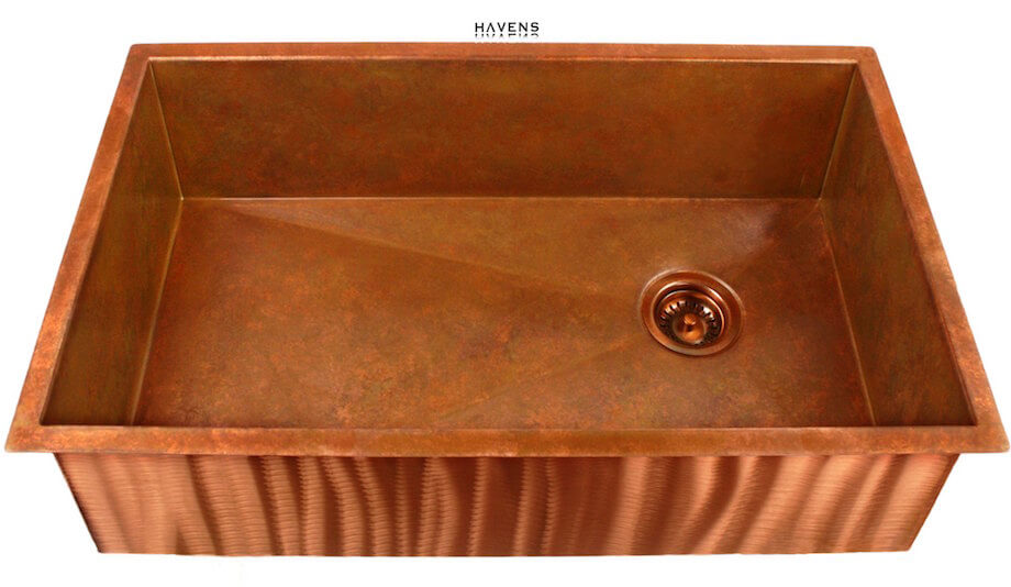 havens-metals-copper-sink