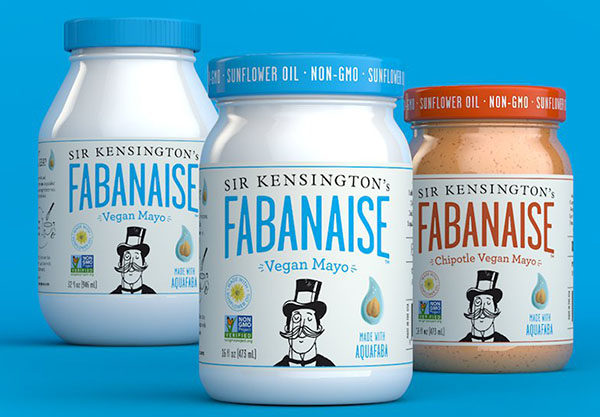 I received jars of Sir Kensignton's vegan mayo and vegan chipotle mayo to review. They call it Fabanaise, and y'all. I'm in love.