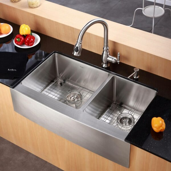 kraus-double-basin-steel-sink