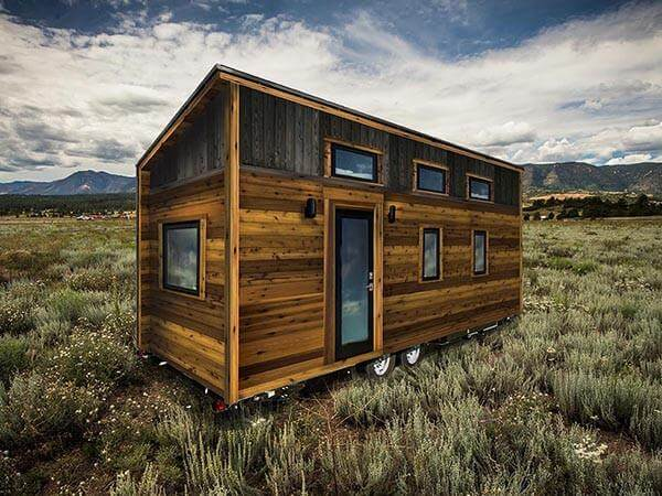 tumbleweed tiny house roanoke design exterior