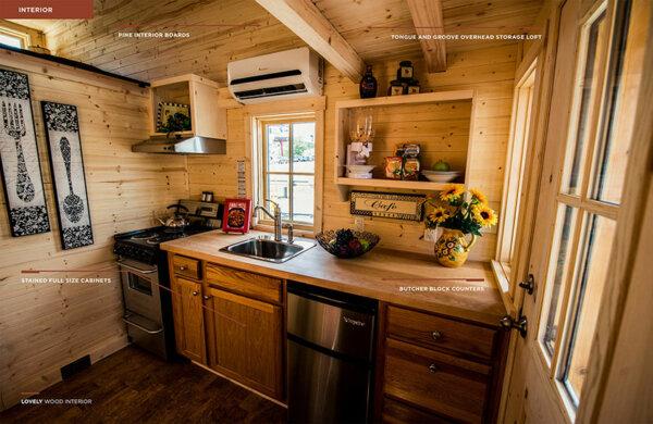 standard interior tumbleweed