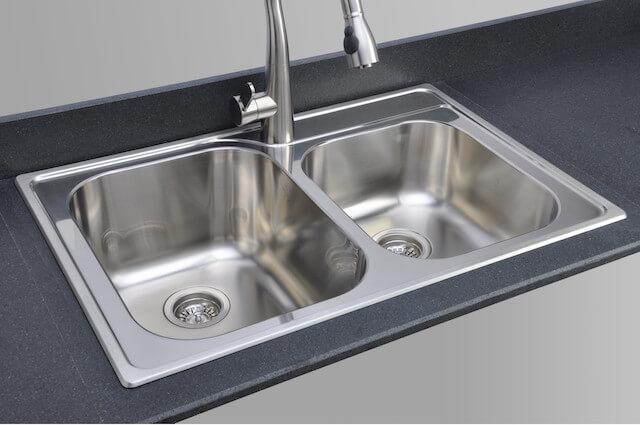 topmount sink