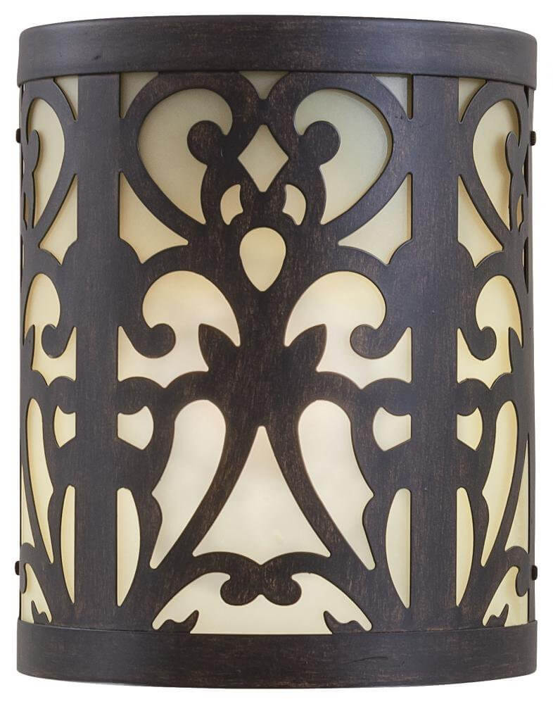 Traditional Outdoor Sconce
