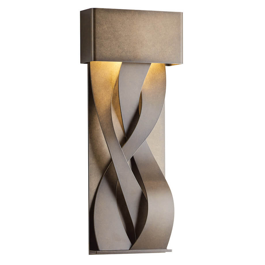 Tresses Outdoor Sconce