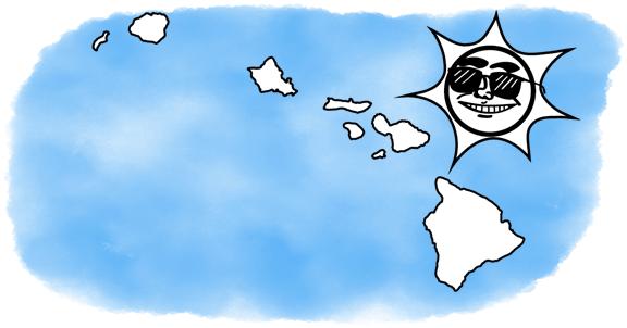 solar power shines on hawai'i