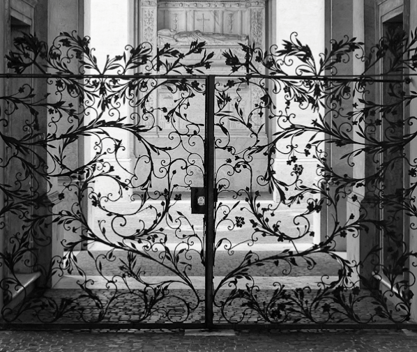 Laced Gate