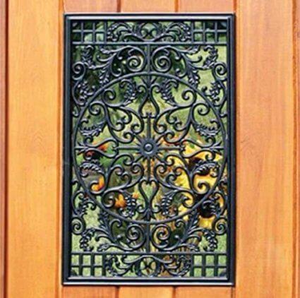 Nuvo Iron Decorative Iron Fence Insert