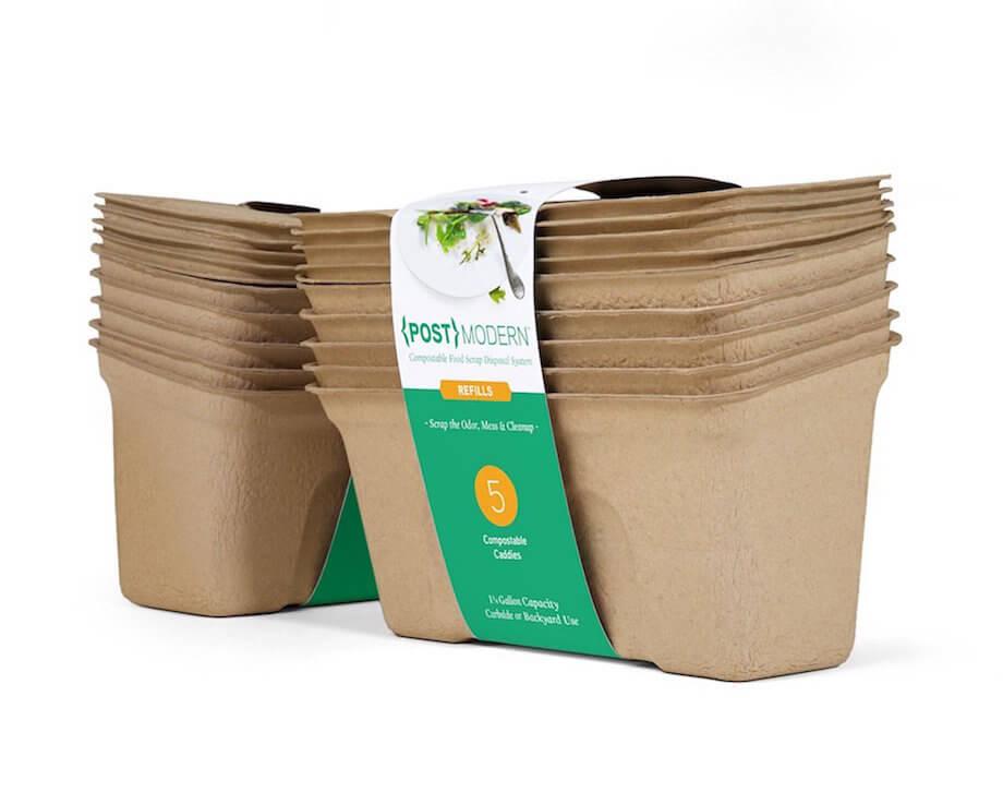 postmodern compostable compost bin