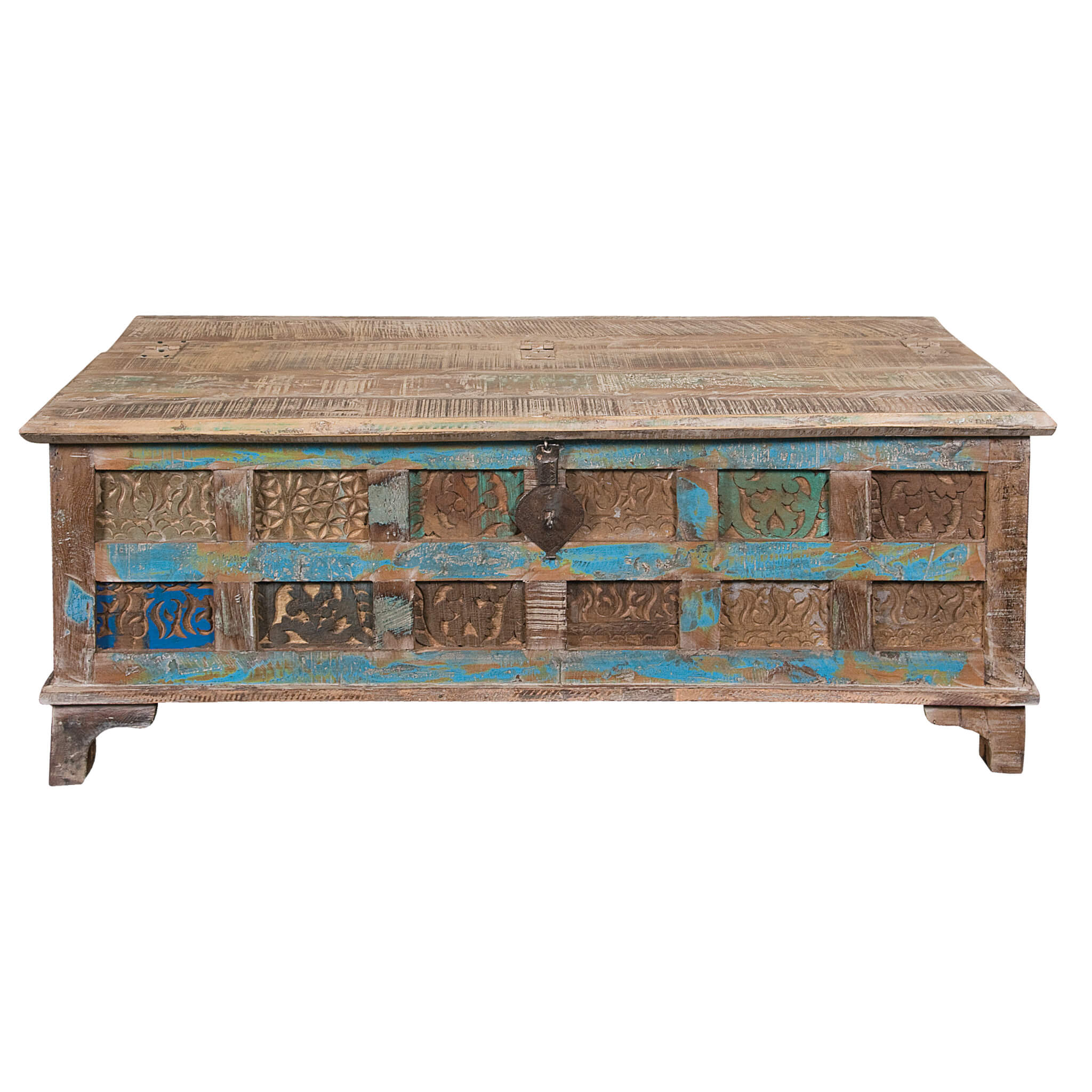 Bohemian Trunk And Table
