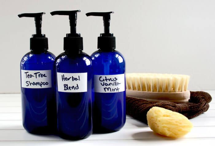 Coconut Milk Shampoo and Bodywash