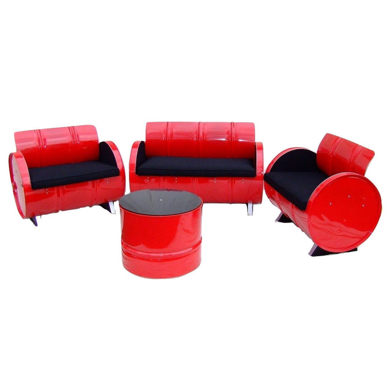 Drum Barrel Furniture Set